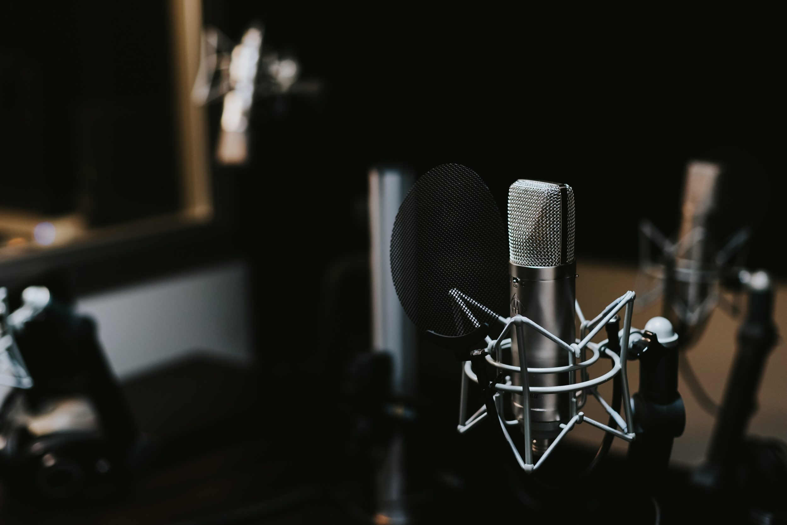 Podcasting, the voice and you